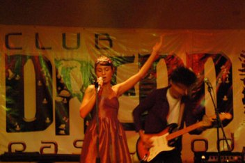 Turbo Goth at Club Dredd