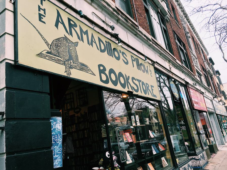 Armadillo's Pillow Bookstore