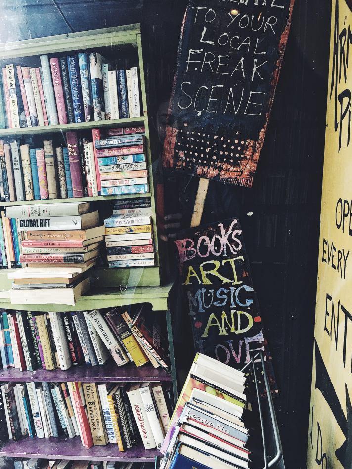 Armadillo's Pillow Bookstore