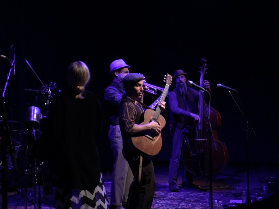 Caravan of Thieves at Old Town School of Folk Music