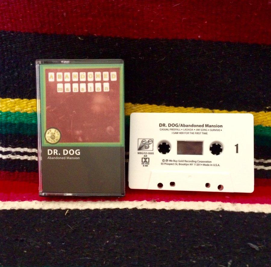 Dr. Dog Cassette
