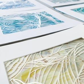 mixed-media-art-papercut-acrylic-3d-contemporary-art