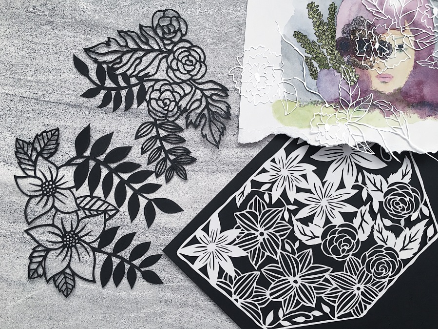 papercutting-art-handcut-florals-illustration-paintings-contemporary-artwork