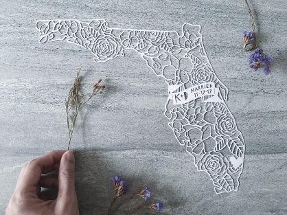 custom-anniversary-gift-florida-wedding-map-papercutting-papercut-art-handcut-home-decor (5)