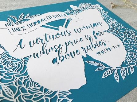 custom-butterfly-papercut-art-matted-artwork-home-decor-birthday-gift-bible-phrase-floral-scherenschnitte