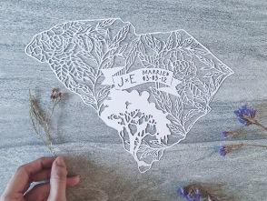 custom-wedding-gift-papercut-art-south-carolina-map-contemporary-home-decor (1)
