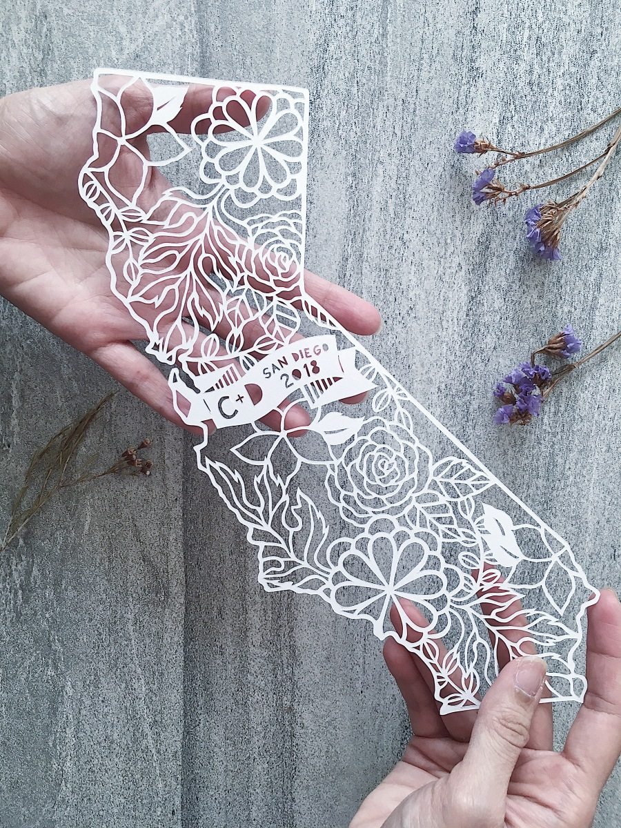 custom-wedding-memorabilia-papercut-art-california-map-home-decor (4)