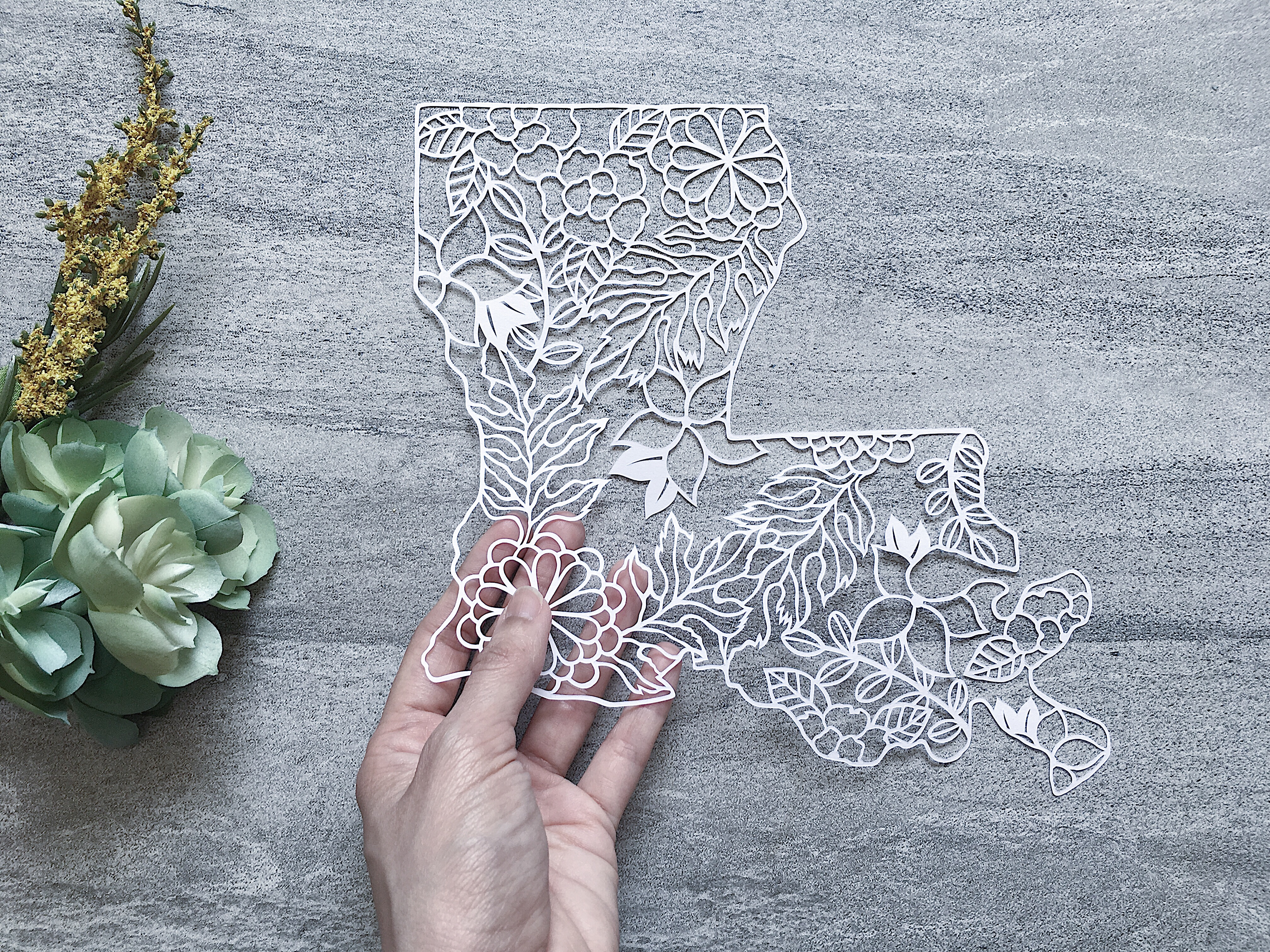 louisiana-papercut-map-scherenschnitte-papercutting-housewarming-gift-home-decor (6)