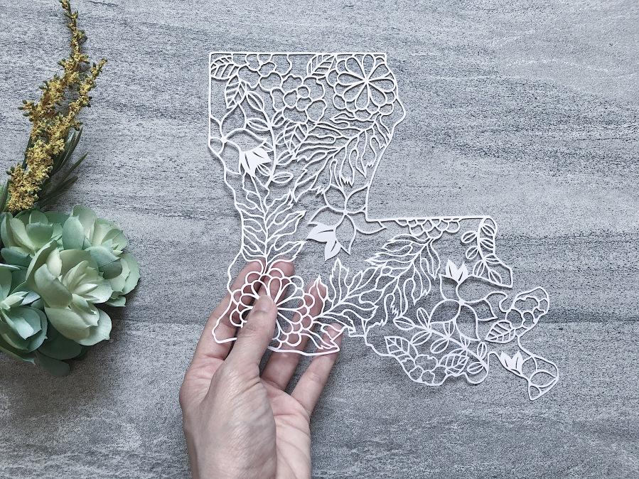louisiana-papercut-map-scherenschnitte-papercutting-housewarming-gift-home-decor (6)
