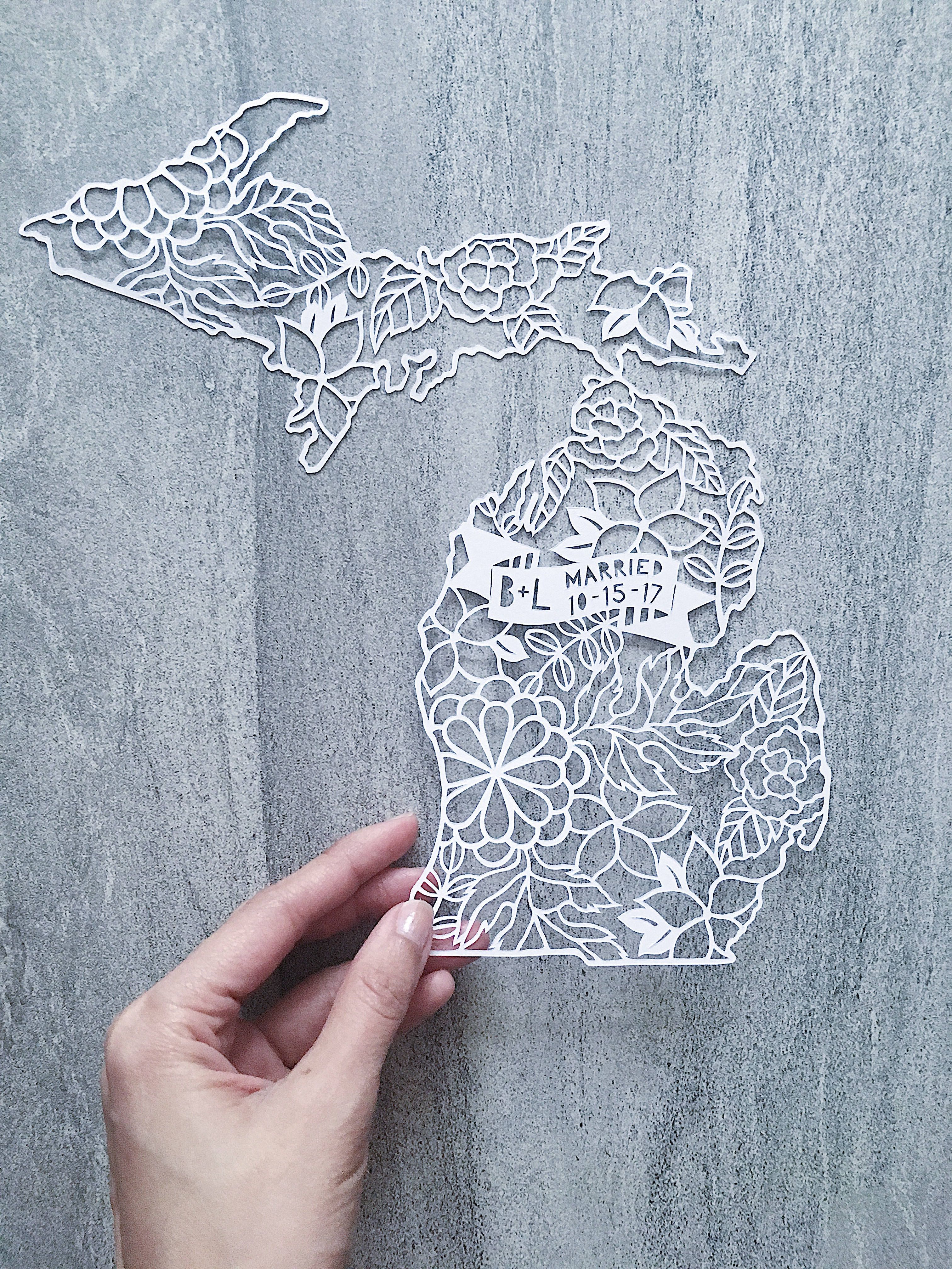 papercut-art-custom-michigan-map-wedding-anniversary-gift-papercutting-home-decor (2)