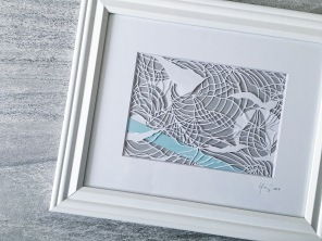 papercutting-abstract-art-framed-papercut-aart-layers-contemporary-art-scherenschnitte