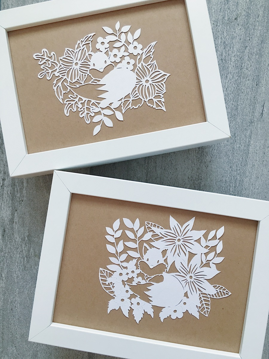 fox-illustration-papercutting-nursery-art-papercut-art-woodland-animals-home-decor (3)