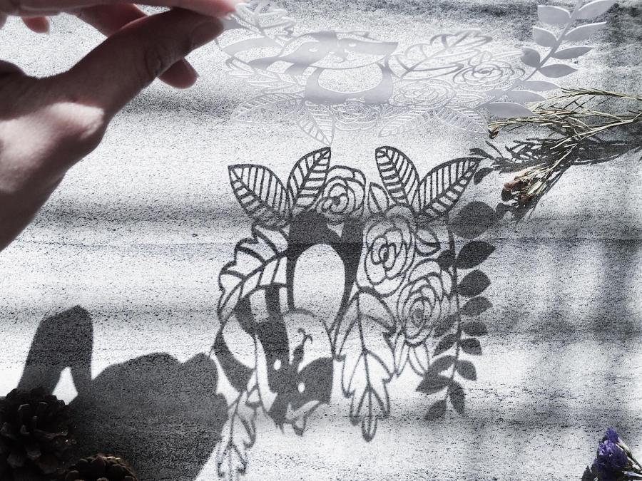 nursery-art-papercut-racoon-papercutting-scherenschnitte-newborn-gift