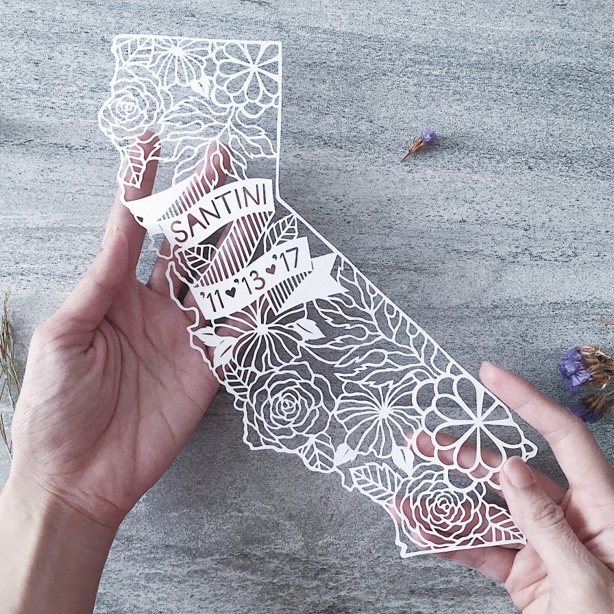 personalized-california-papercut-art-custom-family-art-home-decor-scherenschnitte (2)
