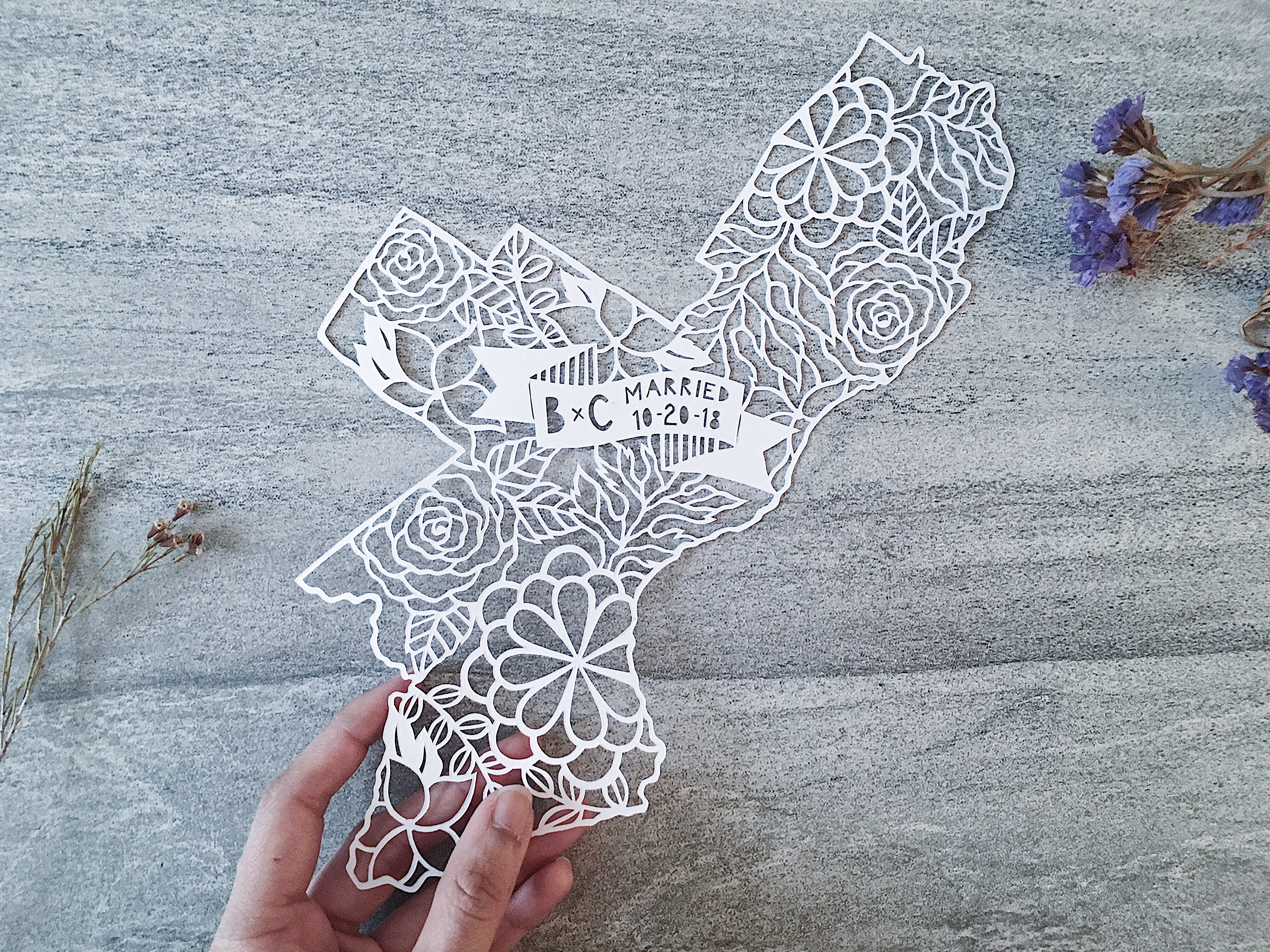 personalized-philadephia-map-papercutting-wedding-gift-framed-art-scherenschnitte (1)
